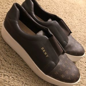 DKNY Slip On Sneakers